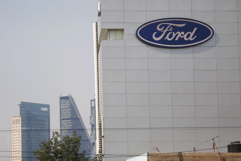 �Ford� pasiek� rekordin� peln�