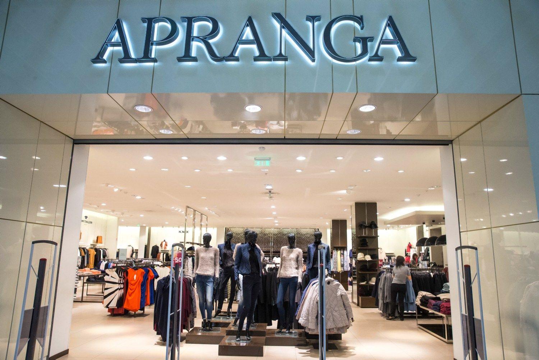 """Apranga"" išmoka 6,63 mln. Eur dividendų"