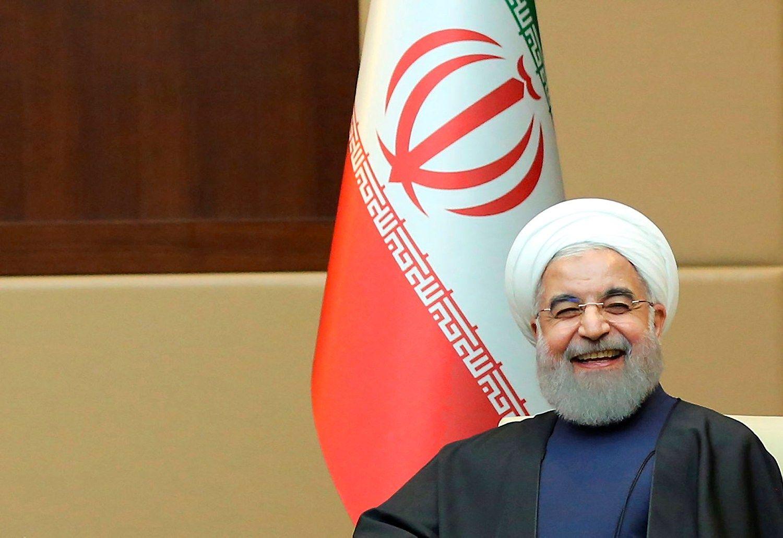 Irane rink�jai ne�a pergal� nuosaikiesiems