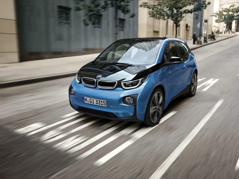 �BMW i3� elektra nuva�iuos toliau