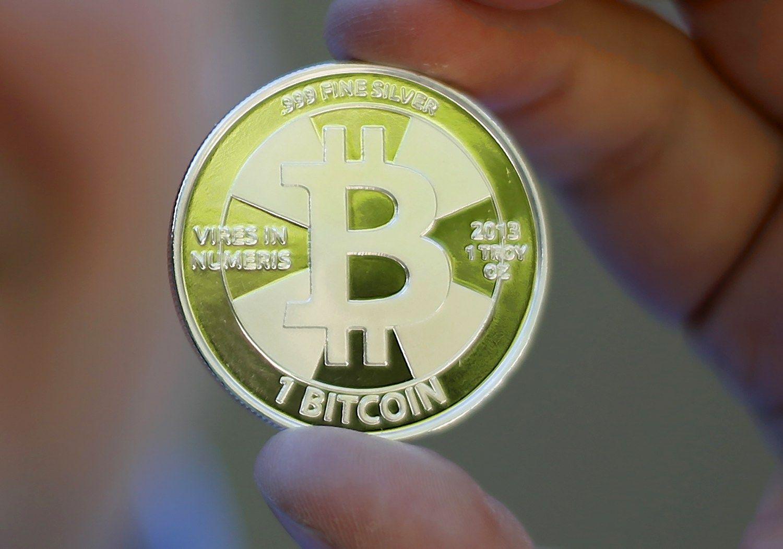 Bitkoin� k�r�jas atskleid� savo tapatyb�