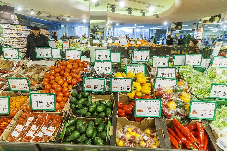 Šią savaitę: maisto kainos, SkGD laivo išpirkimas, NT konferencija