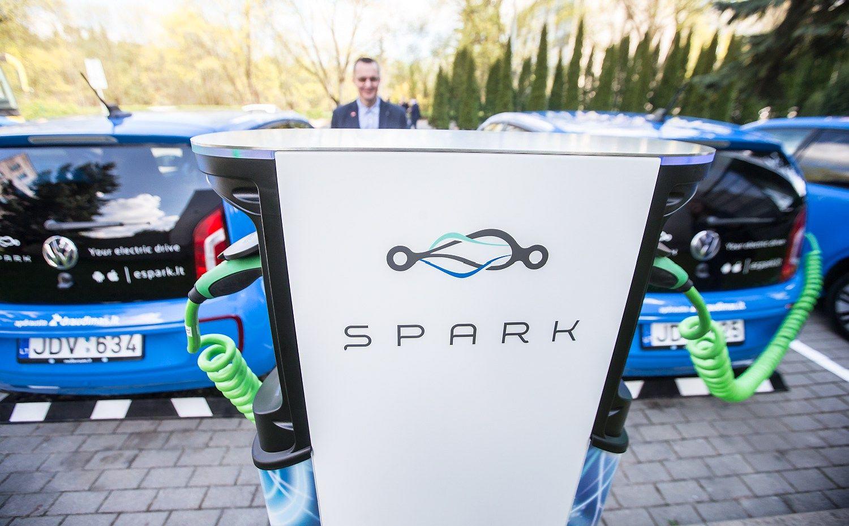 �Spark� startuoja: 100.000 Eur investuojama � krovos stoteles