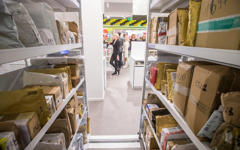 Pašto rinka pernai augo dešimtadaliu