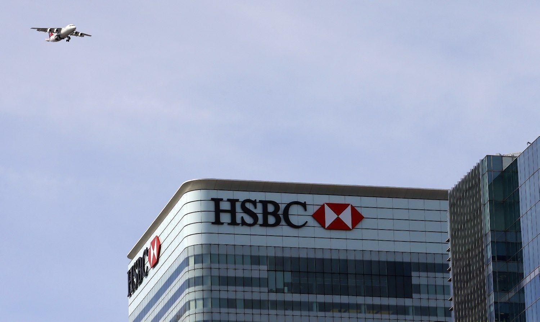 HSBC pelnas � geresnis nei laukta