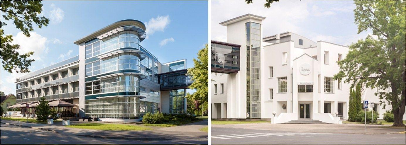 Baltijos NT projektų konkursas: viešbučiai finalininkai
