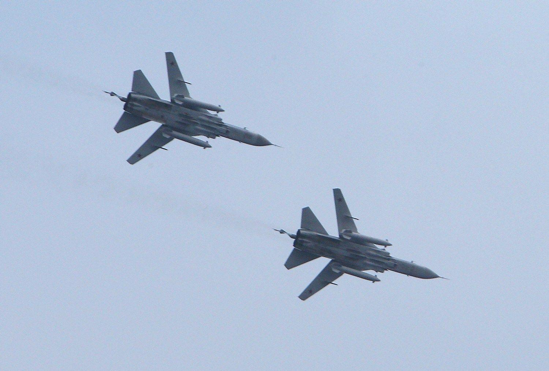 Rusija pažadėjo atsakyti į NATO pajėgas Baltijos šalyse