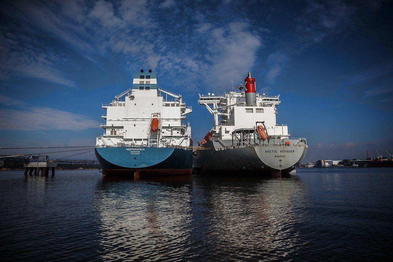 """Butkevičius susitiko su """"Hoegh LNG"""", """"Statoil"""" atstovais"""
