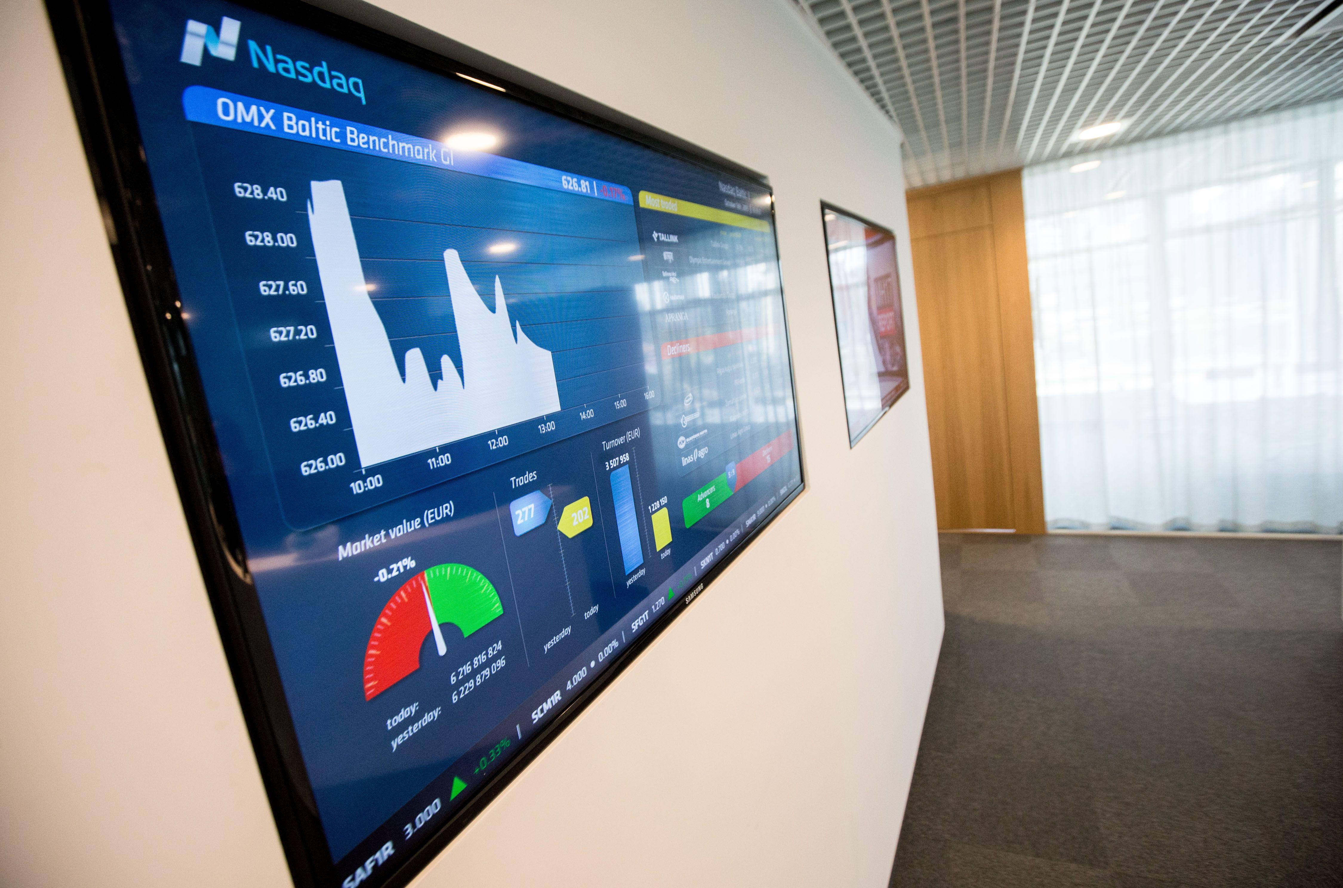Kokie užsienio investuotojaisukasi Lietuvos kapitalo rinkoje