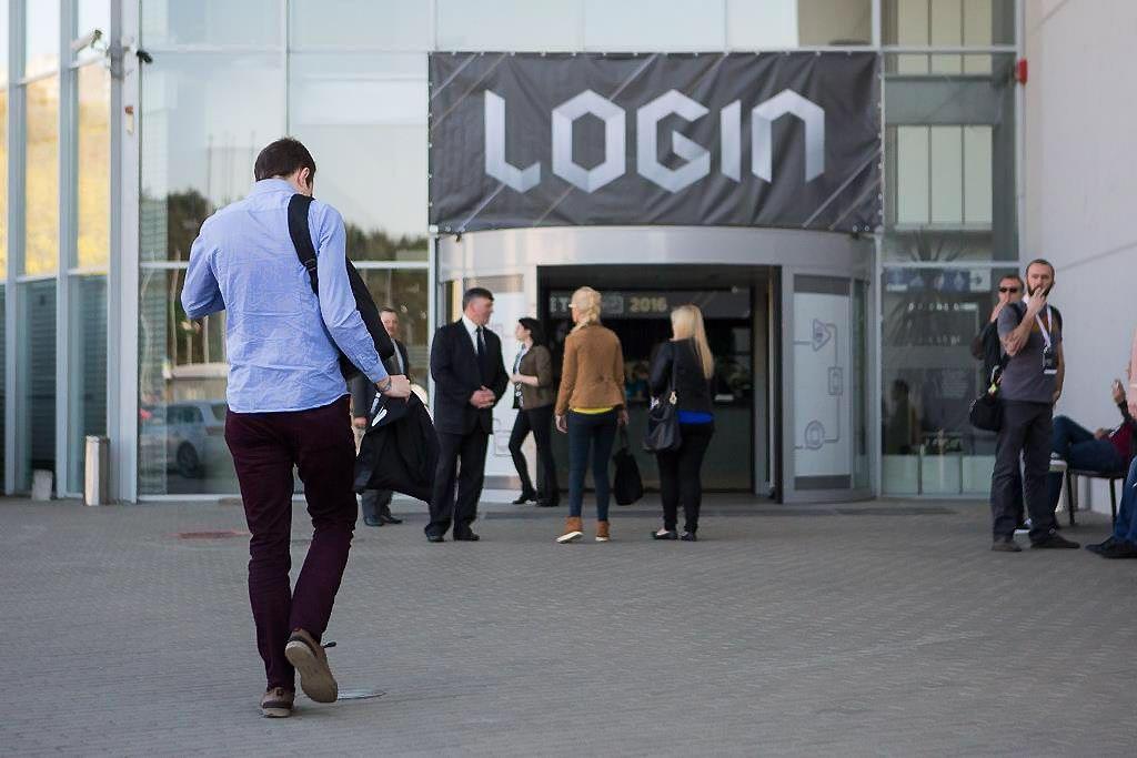 """Vilniuje – konferencija """"Login"""""""