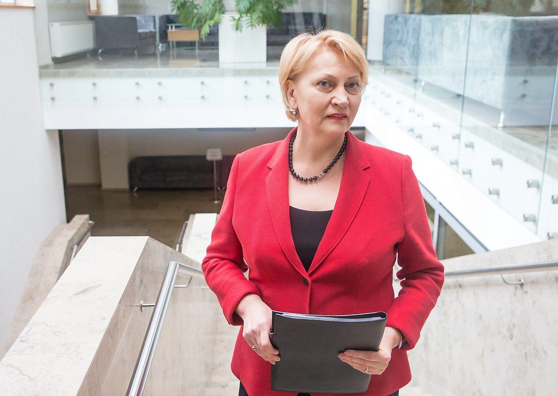 Budbergytės kadencija baigta, bet ji dar neskubės grįžti į Lietuvą