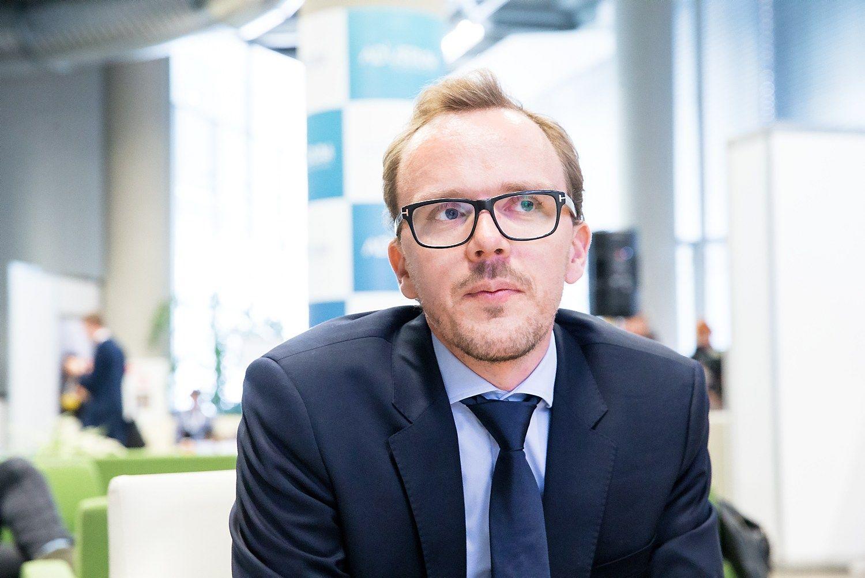 """""""Uber"""" Baltijos šalyse vadovas:plėtrą Lietuvoje riboja talentų klausimas"""