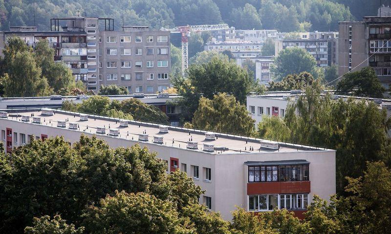 Vilnius, Žirmūnų mikrorajonas. Juditos Grigelytės (VŽ) nuotr.