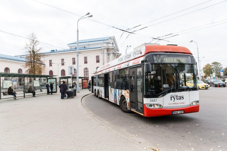 Vilniuje užstrigo privataus vežėjo paieškos