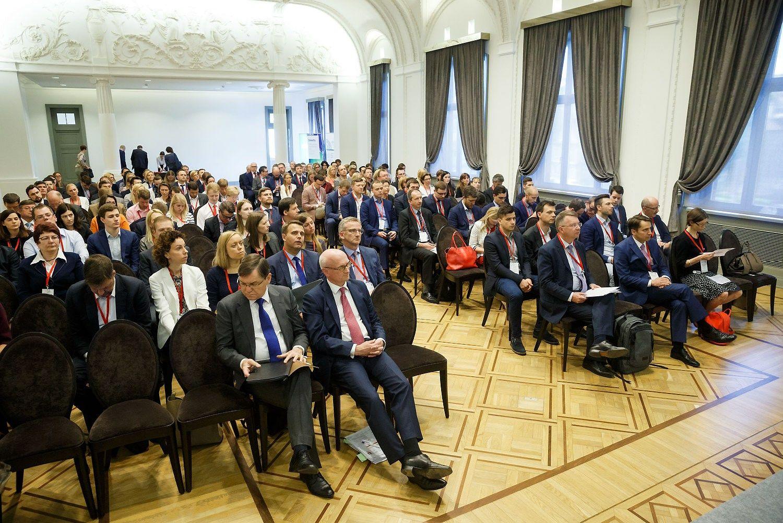 Vilniuje – finansų rinkų ekspertai iš Lietuvos ir pasaulio