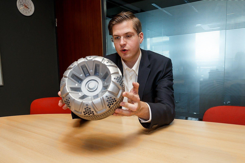 �Audi� M�nulio misijos�vadovas: keliones � kosmos� galime pakeisti i� esm�s
