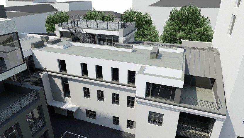 Kauno centre � naujas apartament� ir�komercijos projektas
