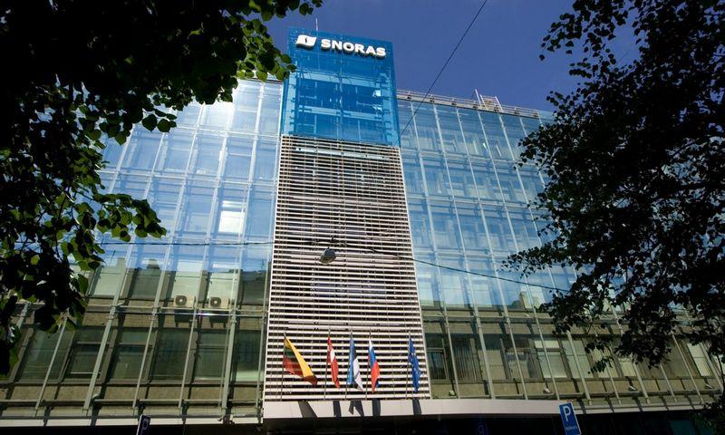 "Banko ""Snoras"" administracinis pastatas Vilniuje, A. Vivulskio g. Vladimiro Ivanovo (VŽ) nuotr."