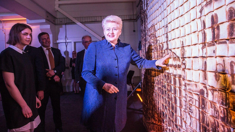 Grybauskaitė: PVM lengvata nusėstų pas gamintojus ir prekybininkus