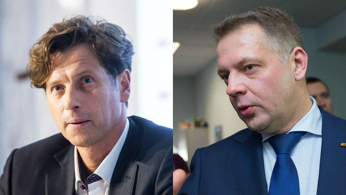 """Eligijui Masiuliui ir """"MG Baltic"""" – STT įtarimai kyšininkavimu"""