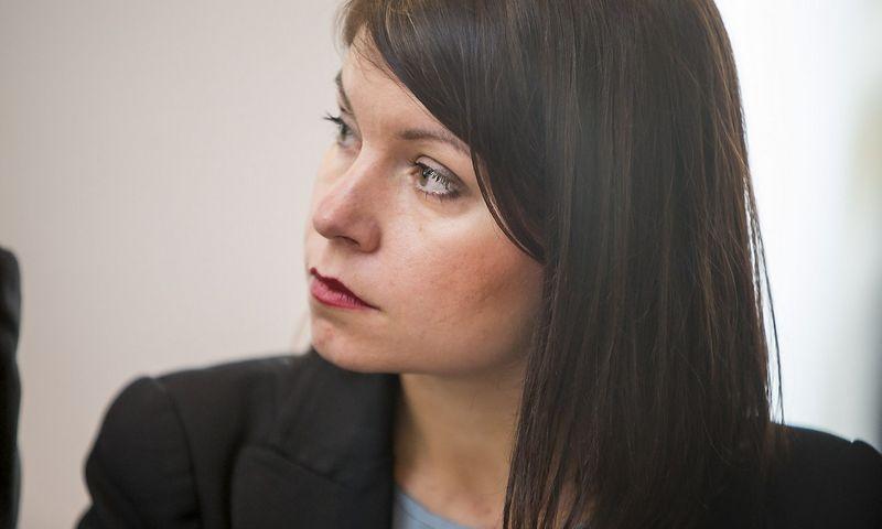 """Aiva Remeikienė, kredito paslaugų AB """"BnP Finance"""" valdybos pirmininkė, akcininkė. Vladimiro Ivanovo (VŽ) nuotr."""