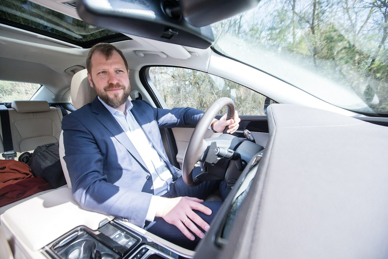 �Gefco Baltic� direktorius: asmeninis automobilis gra�us, �mon�s � solidus