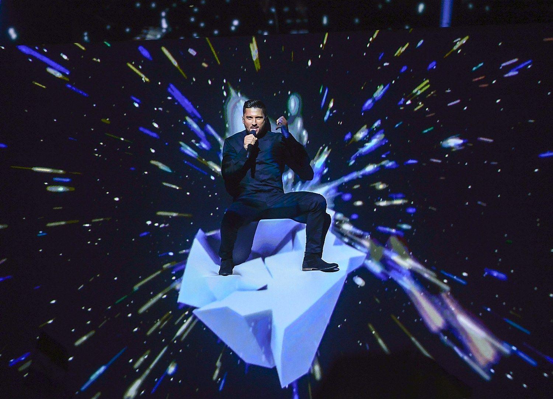 �Eurovizija� � Rusijos nacionalinis prioritetas