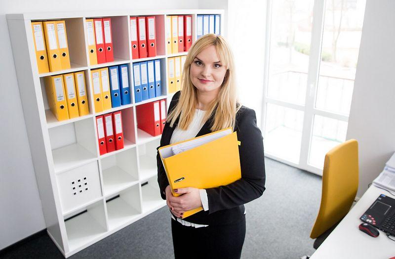 """Juditos Grigelytės (VŽ) nuotr. Laura Noreikienė, mokesčių konsultacijų įmonės """"TaxCube"""" projektų vadovė"""