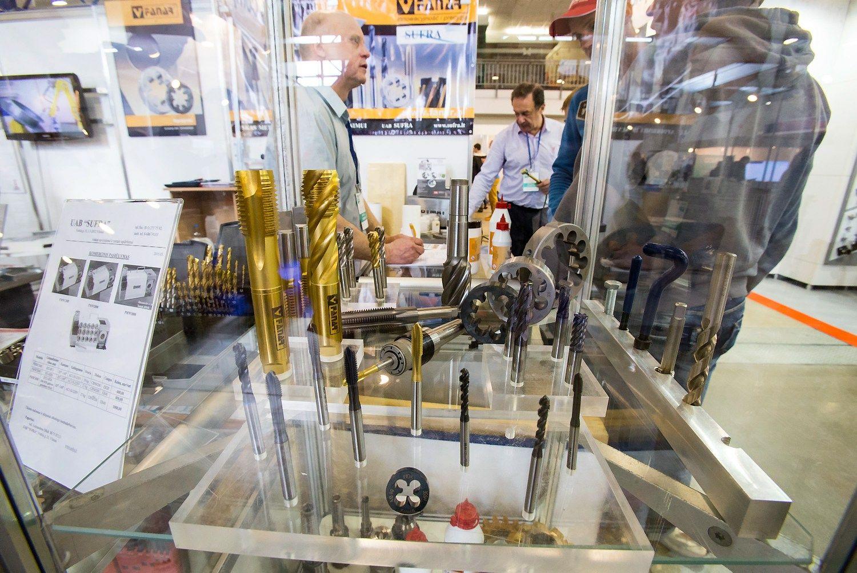 Vilniuje � trys technikos parodos