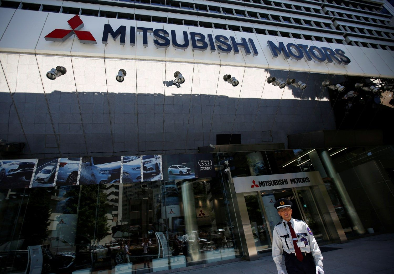 """Traukiasi """"Mitsubishi"""" prezidentas"""