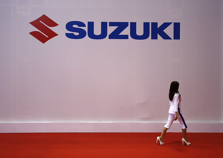 �Suzuki� irgi turi problem� su degalais: akcijos smuko de�imtadaliu