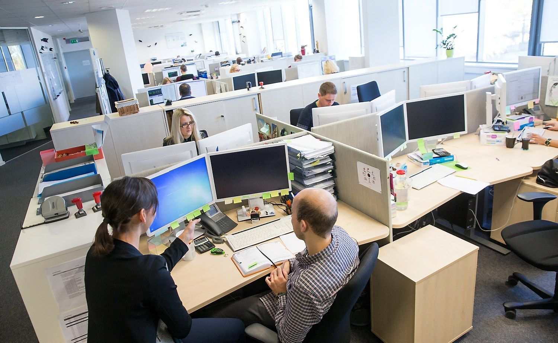 Ar startuolis geriau už paslaugų centrą