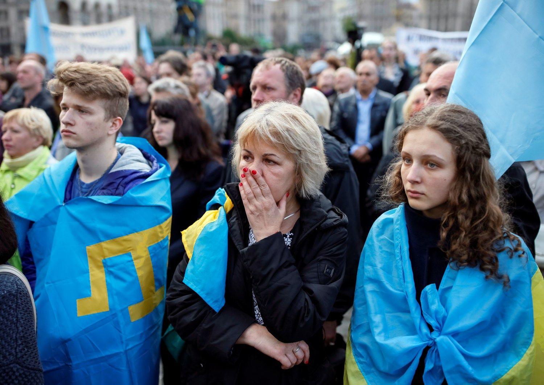 Lietuva Ukrainą parėmė dar 20.000 Eur