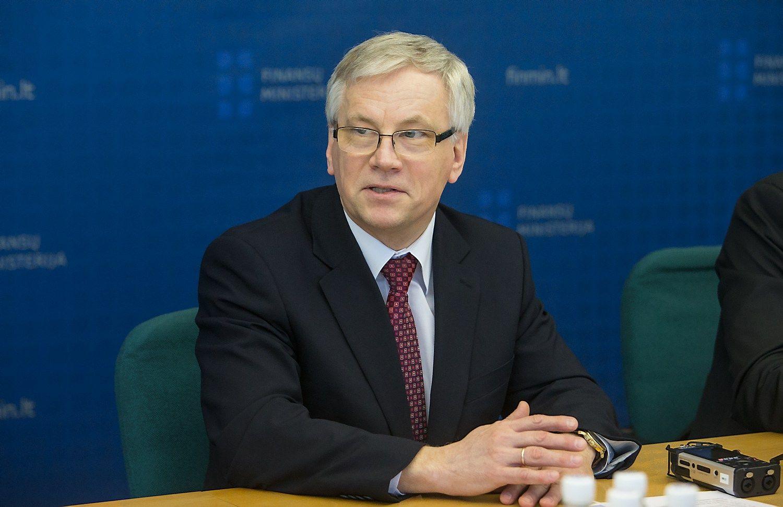EP komitetas pritar� �ad�iaus kandidat�rai � Audito R�mus
