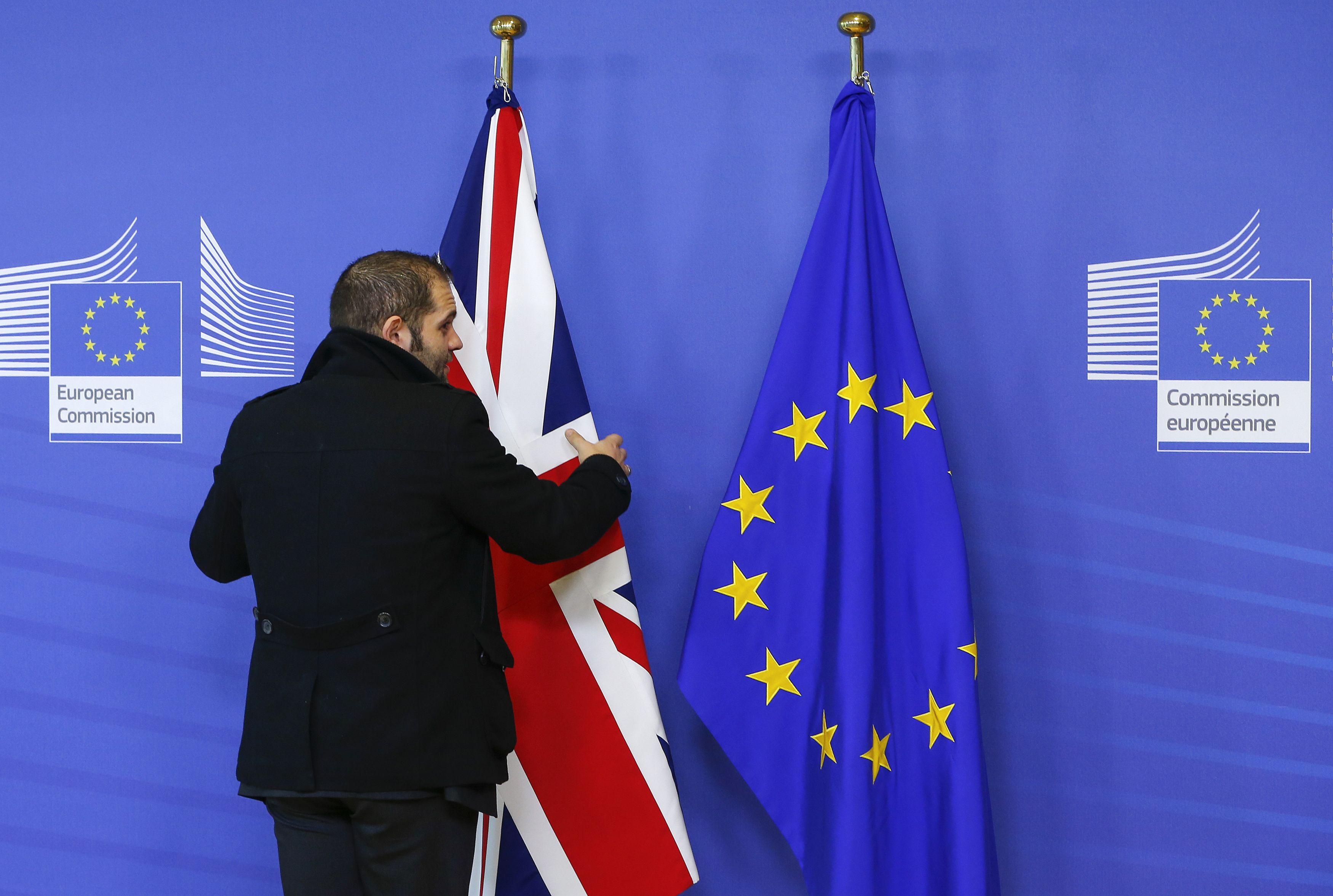 """VŽ paaiškina: kodėl rengiamas referendumas dėl""""Brexit"""""""