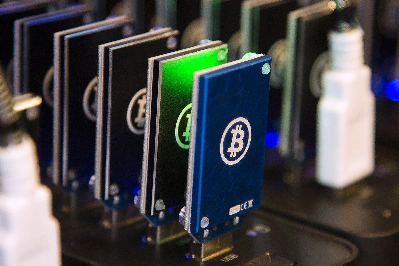 """VŽ paaiškina: kas yra """"blockchain"""""""