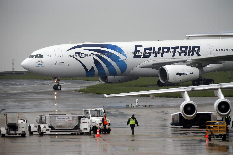Pareig�nas: �EgyptAir� keleivi� palaikai grind�ia sprogimo versij�