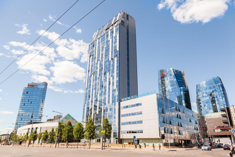 Auditas: Vilniaus savivaldyb�s pastatas valstybei atne�� nuostoli�