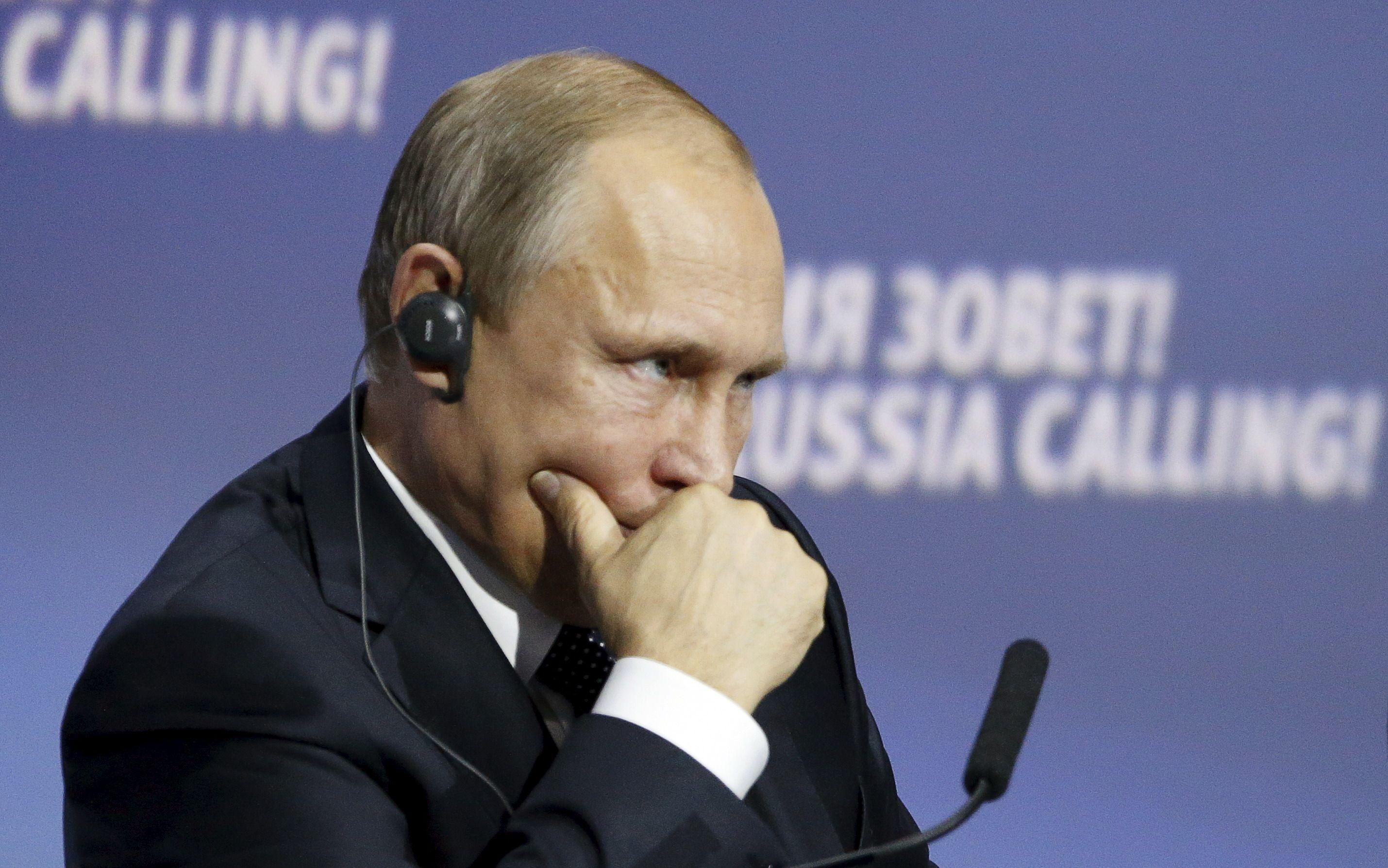 Putino pad�j�jas: senasis Rusijos ekonomikos modelis atgyveno
