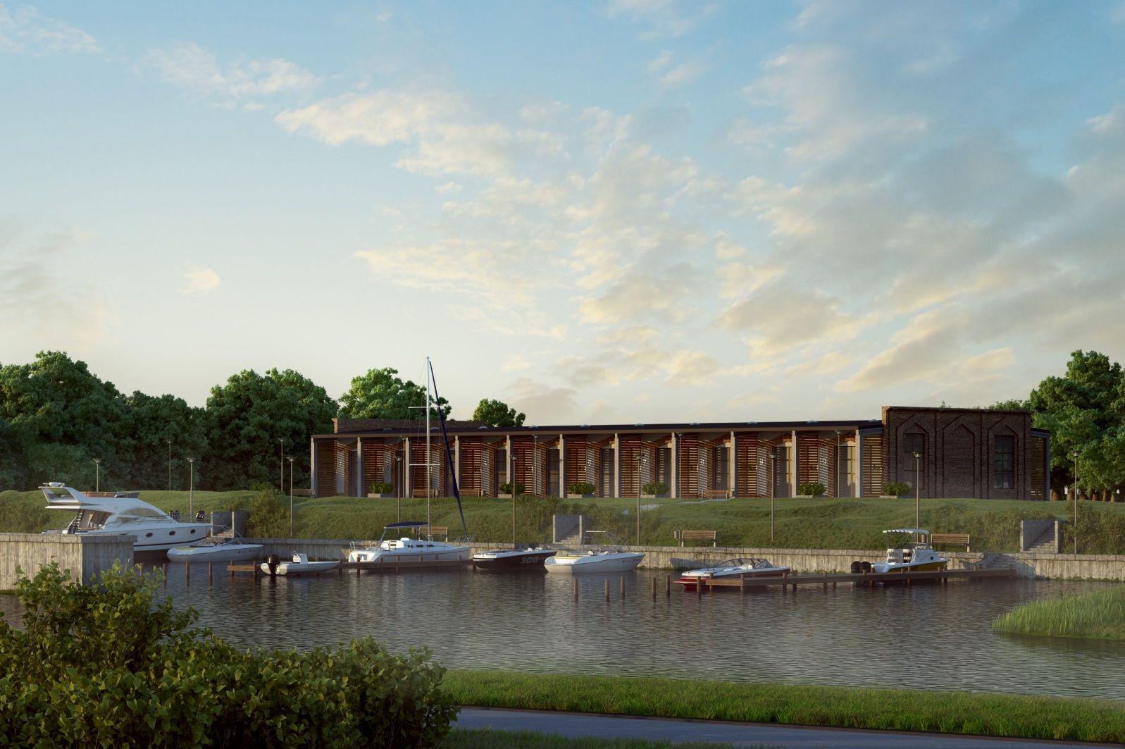 """Rusnės saloje – naujas """"Concept Lofts"""" projektas"""