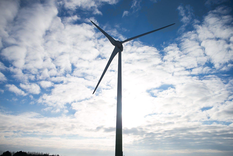 Vėjo elektrinės Baltijoje – Seimo rankose