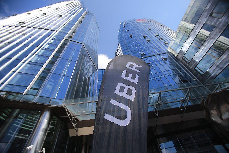 �Uber� atv�r� biuro Lietuvoje duris