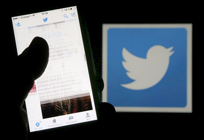 """""""Twitter"""" atleidžia 140 ženklų pažymėtas vadžias"""