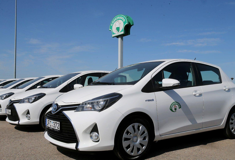 �Krekenavos agrofirma� apsipirko: �sigijo 21 hibridin� automobil�