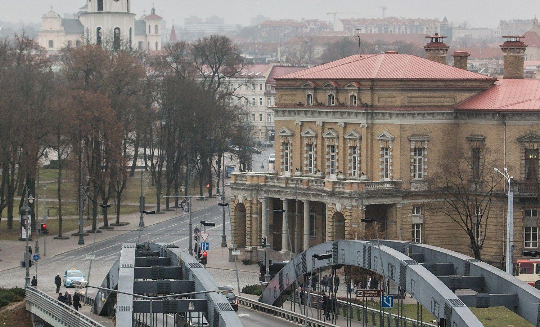 PST gavo 15,5 mln. Eur u�sakym�: rekonstruos bibliotek�
