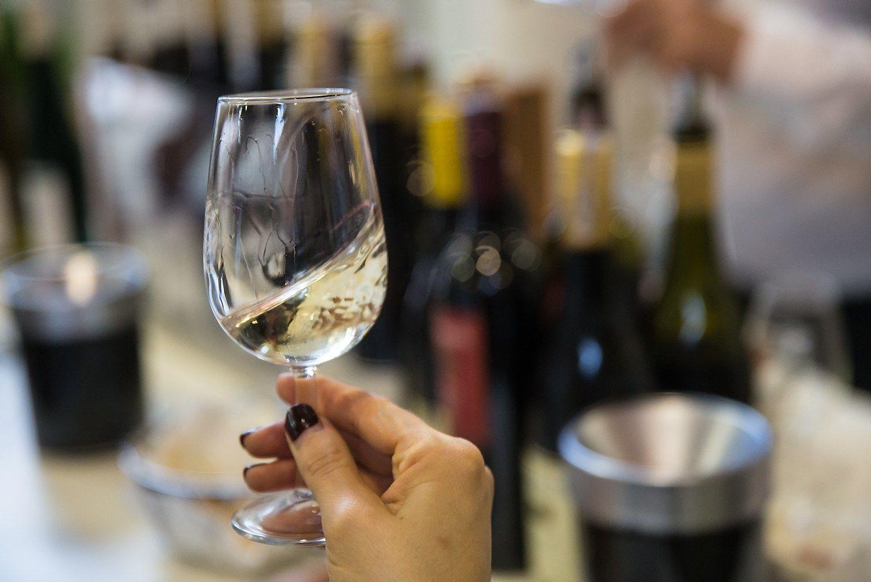 Prasideda tarptautin�s �Vyno dienos�