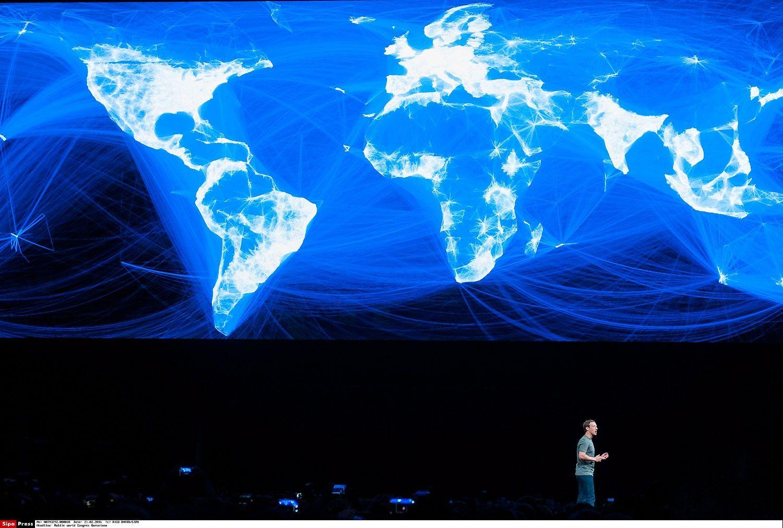 """""""Microsoft"""" ir """"Facebook"""" kartu ties transatlantinį kabelį"""