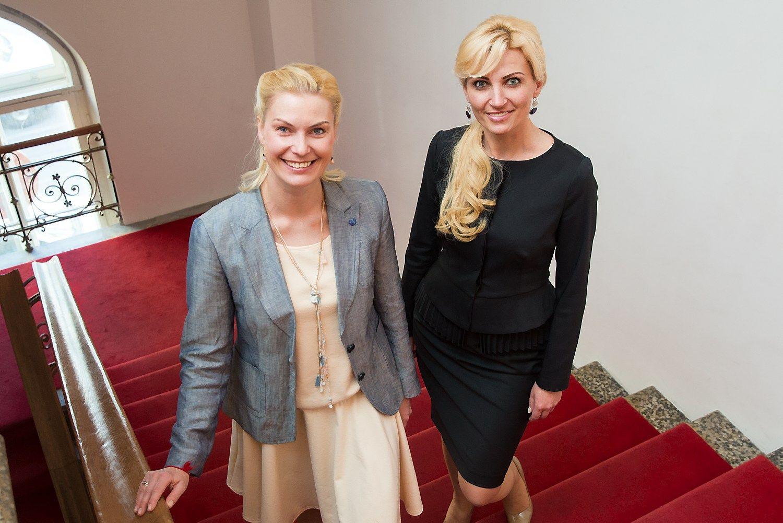 Valanda su �SPA Vilniaus� pardavim� vadov�mis: anksti k�l�s nesigail�si