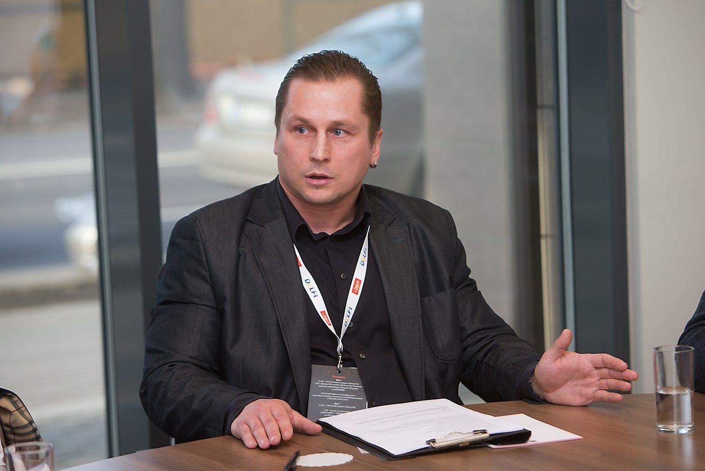 �MG Baltic� samdosi komunikacijos specialistus