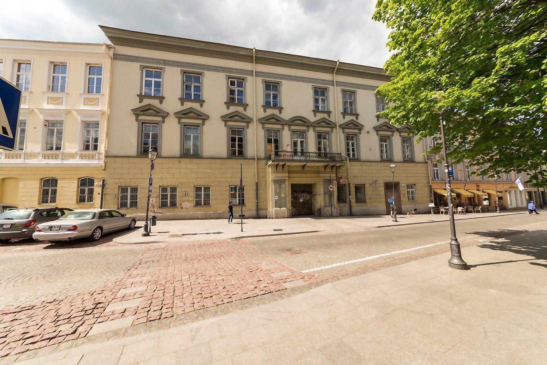 Naujas 5 žvaigždučių viešbutis Vilniaus senamiestyje: investuoja 20 mln. Eur